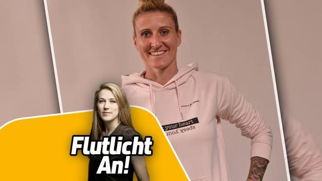 """Ex-Nationalspielerin Anja Mittag ist zu Gast bei """"Flutlicht an!"""" mit Autorin Mara Pfeiffer"""
