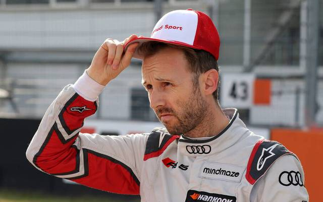 René Rast fährt in der Formel E für das Audi-Werksteam
