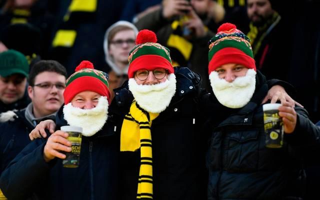 In diesem Jahr fällt das BVB-Weihnachtssingen aus