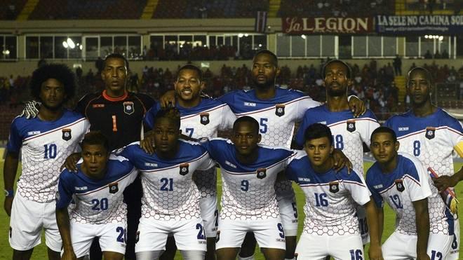 Spieler aus Belize wurden von Aufständigen gestoppt