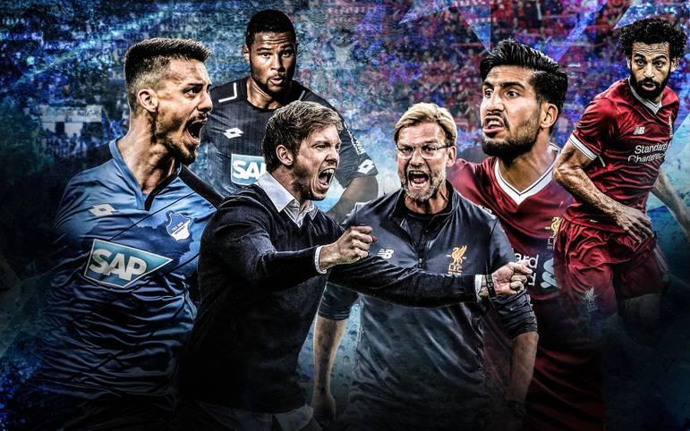 Vorhang auf für die Europa-Premiere der TSG Hoffenheim: Im Playoff-Hinspiel der Champions League peilen die Kraichgauer gegen den FC Liverpool ein gutes Ergebnis an. SPORT1 zeigt im Head-to-Head, auf wen es dabei besonders ankommt