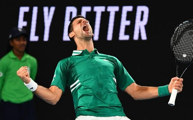 Djokovic jubelt nach dramatischem Sieg