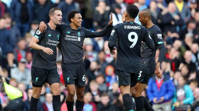 Perfekter Saisonstart für Liverpool. Als einziges Premier-League-Team gewinnt der LFC die ersten vier Partien.