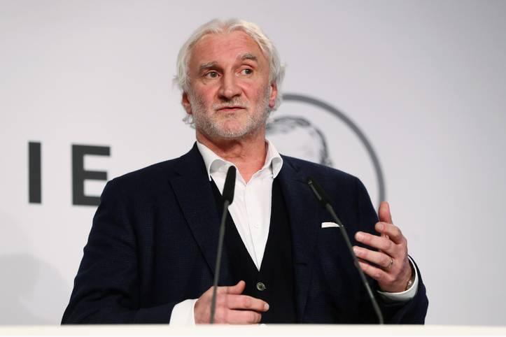 Rudi ist raus! Ex-Bundestrainer Rudi Völler hat sich erneut klar gegen die Übernahme des Präsidentenamtes im DFB als Nachfolger des zurückgetretenen Reinhard Grindel positioniert
