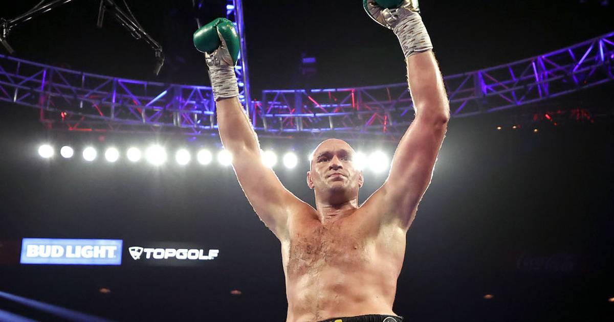Boxen: Tyson Fury erneut Weltmeister nach K.o.-Sieg über Deoantay Wilder