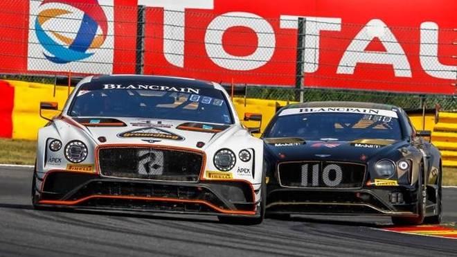Kein gutes Qualifying für die dicken Brummer von Bentley und BMW