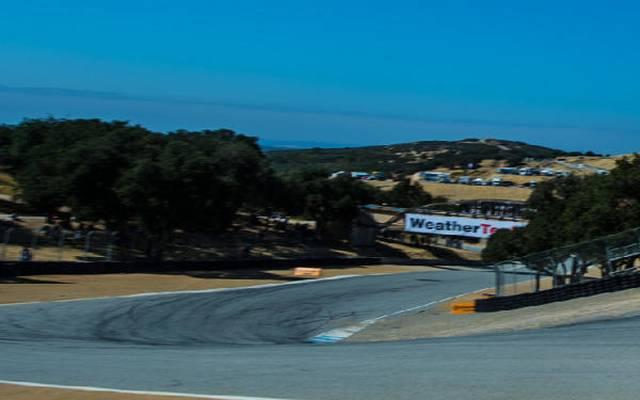 Die Corkscrew-Passage wird ab 2019 auch wieder von IndyCars durchfahren