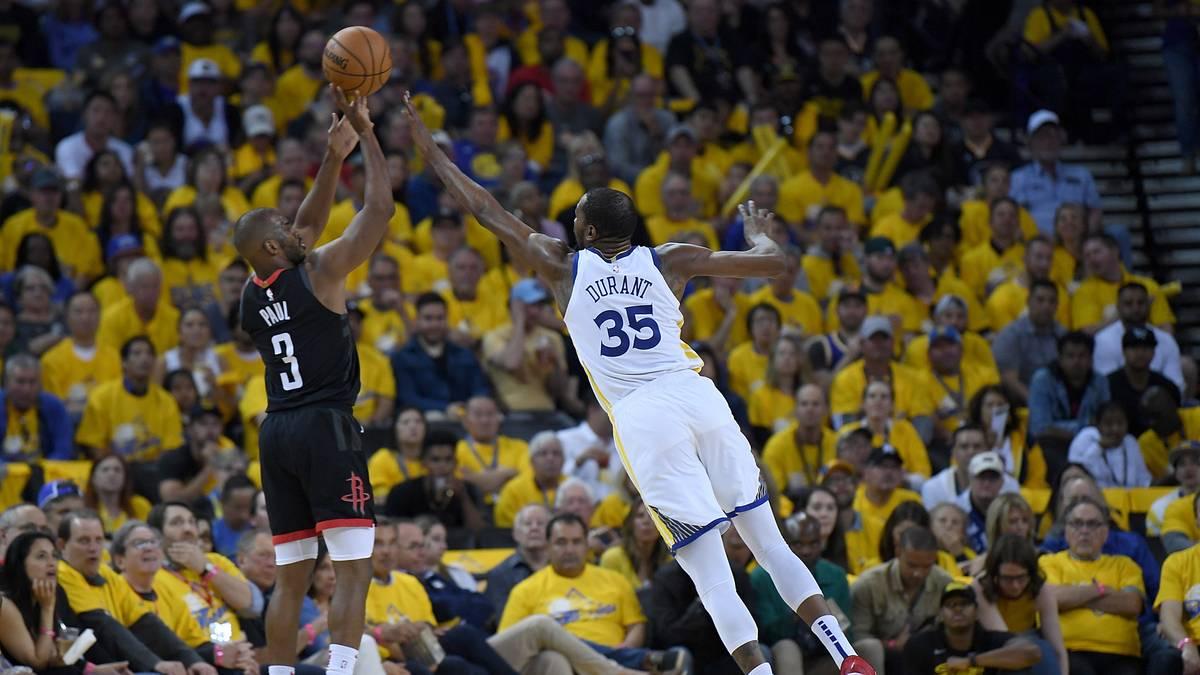 NBA: Houston Rockets mit Westbrook, Harden im Kadercheck