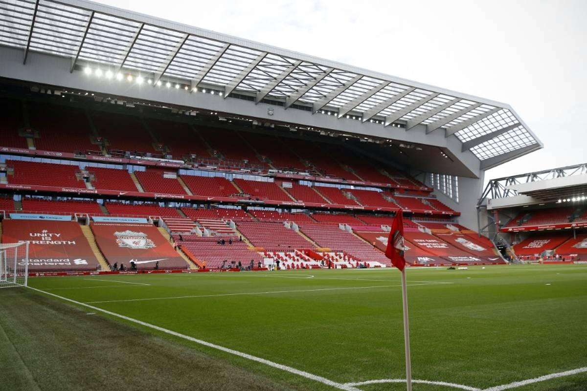 Der FC Liverpool erweitert sein Stadion. Die Bauarbeiten an der Anfield Road beginnen bald und laufen während der Saison.