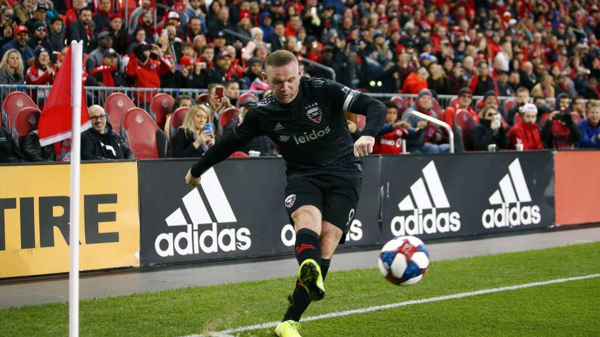 Rooneys Zeit in USA nach frühem Playoff-Aus vorbei