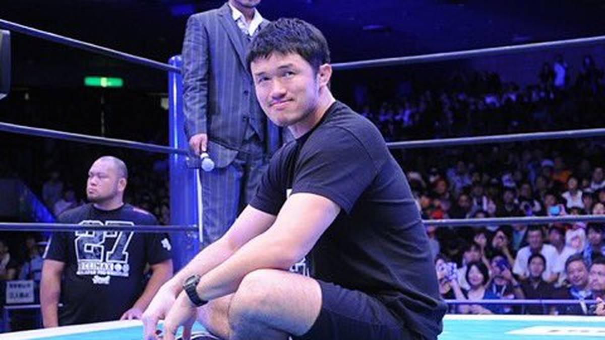 Katsuyori Shibata wurde beim G1 Climax von NJPW von den Fans gefeiert