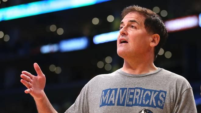 Mark Cuban ist Besitzer der Dallas Mavericks