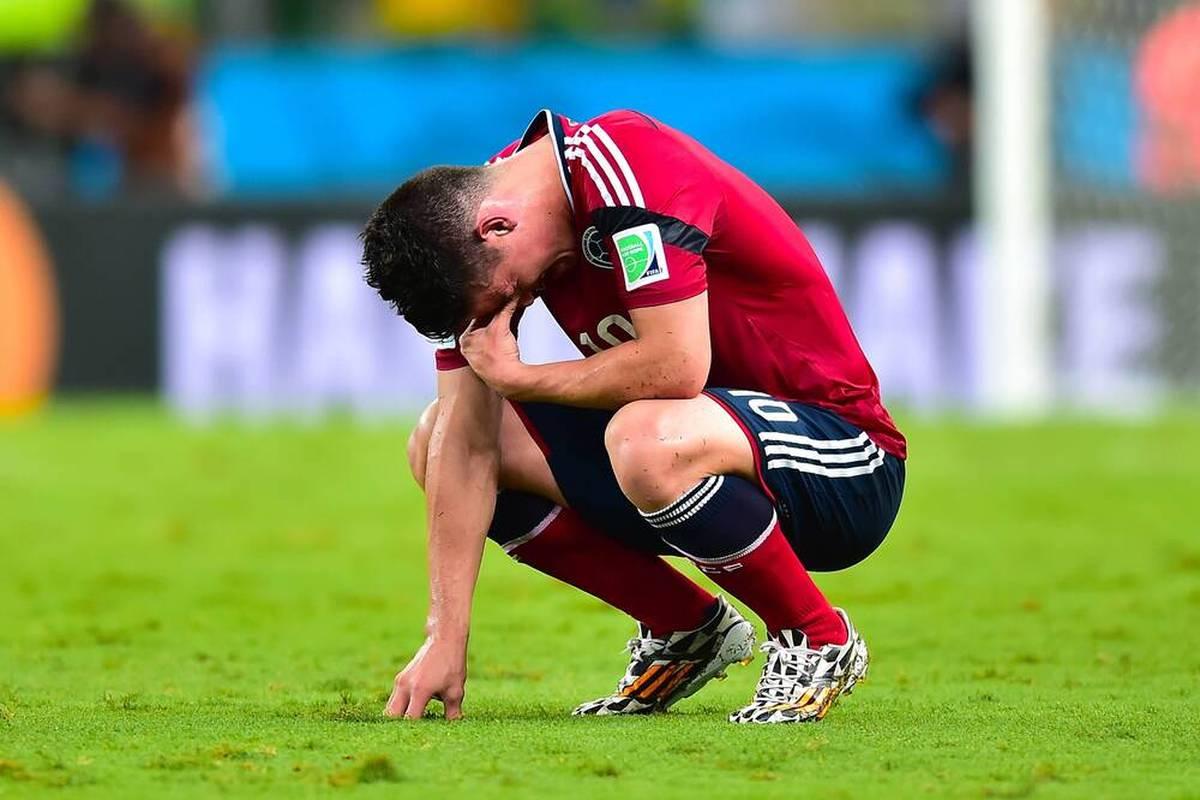 Höhepunkt eines Abstiegs: James Rodríguez spielt in der kommenden Saison in Katar. Die Chronologie des Niedergangs eines einst gefeierten Superstars.