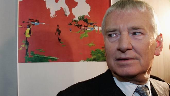 Otto Schily war Mitglied des WM-Organisationskomitees