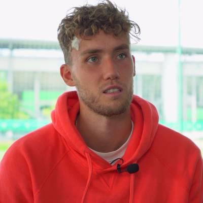 Luca Waldschmidt exklusiv: So will er zurück ins DFB-Team