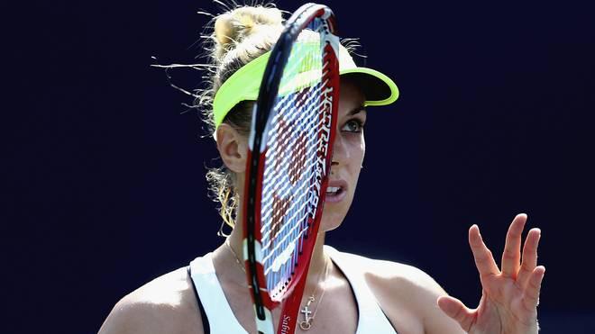 Sabine Lisicki hatte gegen Ana Ivanovic keine Chance