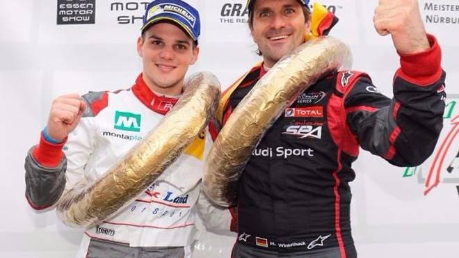 Dries Vanthoor und Markus Winkelhock gewannen zum ersten Mal in der VLN