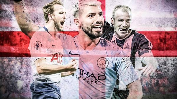 Premier League, Manchester City, Hattricks, England, Sergio Agüero, Alan Shearer, Harry Kane