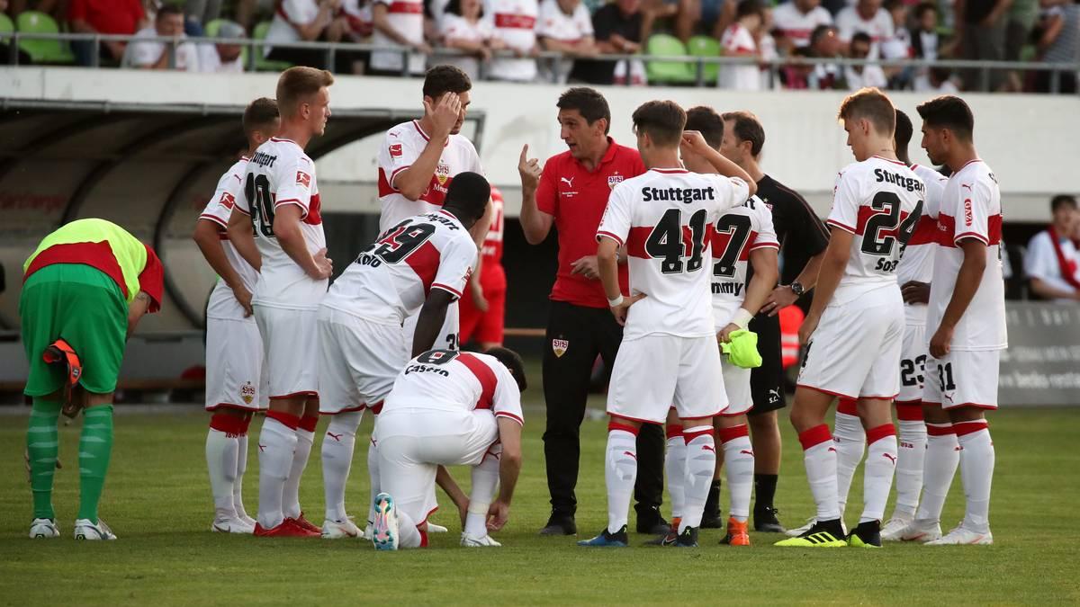 VfB blamiert sich bei Viertligist - Bayer feiert Schützenfest