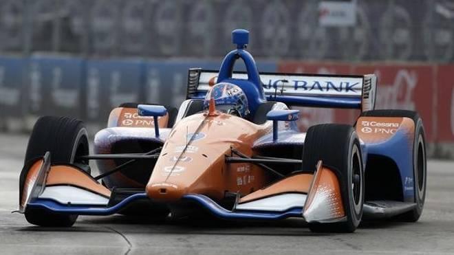 Scott Dixon meldete sich stilvoll zurück: Sieg im zweiten Detroit-Rennen!