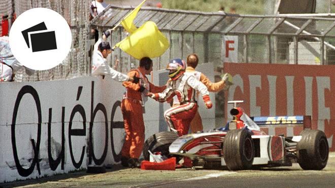 "Jacques Villneuve war eines der Opfer der ""Wall of Champions"""