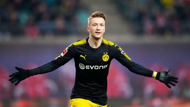 Marco Reus trägt seit 2012 das Trikot von Borussia Dortmund