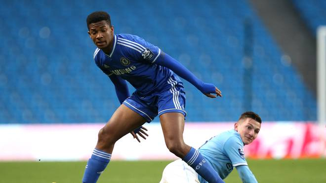 Manchester City v Chelsea - Barclays U21 Premier League