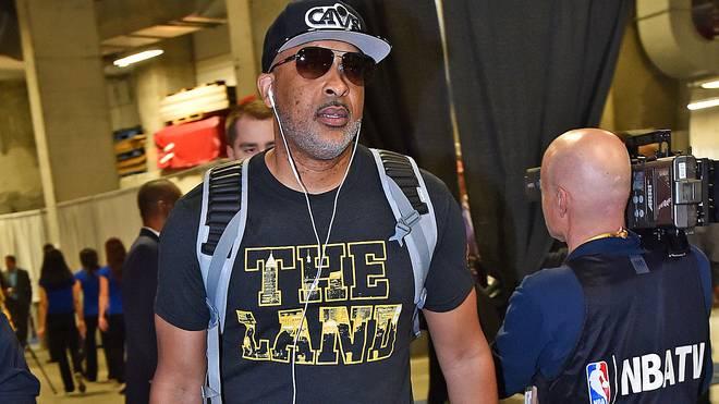 Phil Handy von den Cleveland Cavaliers