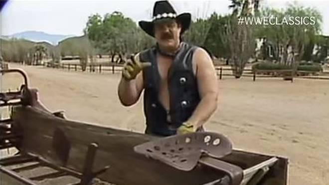 Wrestling-Legende Blackjack Mulligan ist im Alter von 73 Jahren gestorben