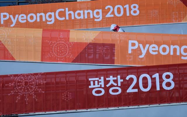 Die Winterspiele in Pyeongchang werden am Freitag eröffnet