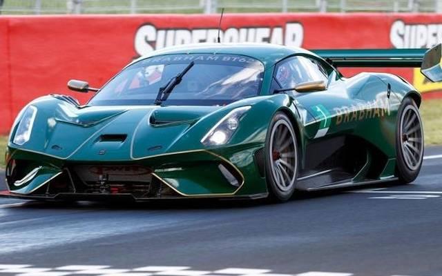 Luke Youlden und der Brabham BT62 sind neue Rekordhalter am Mount Panorama