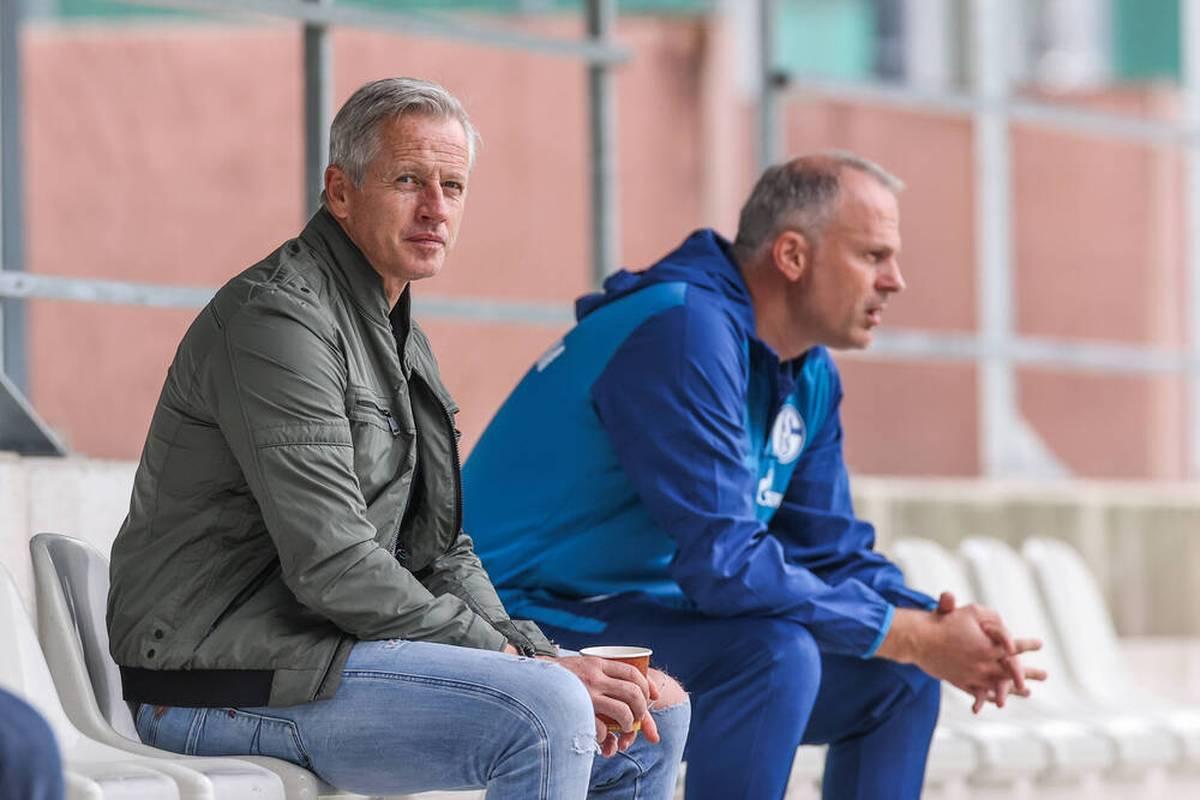 Jens Keller hat einst als Spieler und Trainer für Furore gesorgt - als Abräumer in Frankfurt und Köln, später an der Seitenlinie u.a. für Schalke 04. Der Bundesliga ist er bis heute treu.