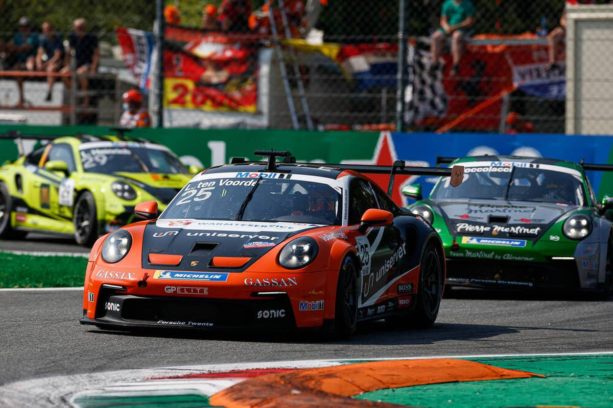 Bereits zum zweiten Mal in dieser Saison legt der Porsche Carrera Cup einen Zwischenstopp in Monza ein. Am Sonntag sind alle Motorsport-Fans im SPORT1-Livestream dabei.