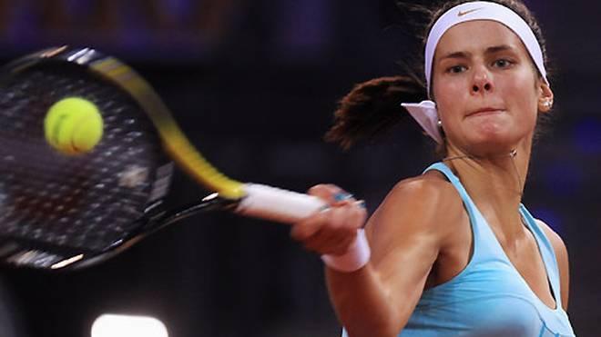Julia Görges verliert im chinesischen Wuhan in der zweiten Runde