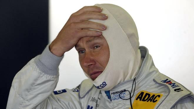 Race 5 DTM 2005 German Touring Car Championship Mika Häkkinen holte insgesamt 20 Rennsiege in der Formel 1 und wurde zweimal Weltmeister
