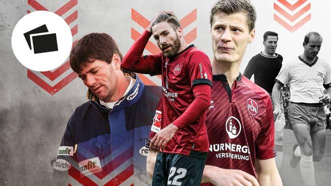 Wer rangiert unter den schlechtesten Absteigern der Bundesliga-Geschichte?