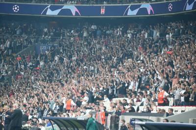 Der BVB besteht zum Champions-League-Auftakt im berüchtigten Stadion von Besiktas Istanbul. SPORT1-Chefreporter Patrick Berger schildert seine Erlebnisse.
