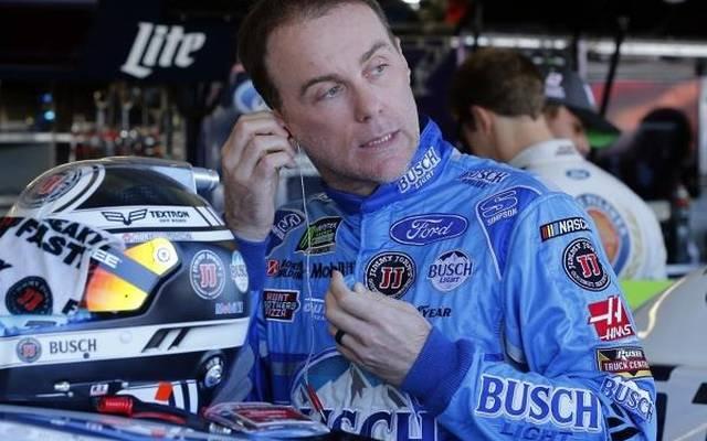 Kevin Harvick schielt auf einen zweiten Titel im NASCAR-Cup