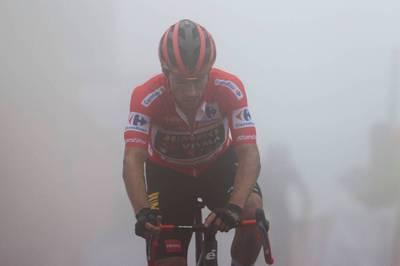 Primoz Roglic ist der das Vuelta-Triple kaum noch zu nehmen. Der Slowene zeigt auch bei der extrem schweren letzten Bergetappe keine Schwäche.