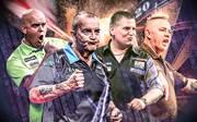 Die Darts-WM ab Do. LIVE im TV auf SPORT1