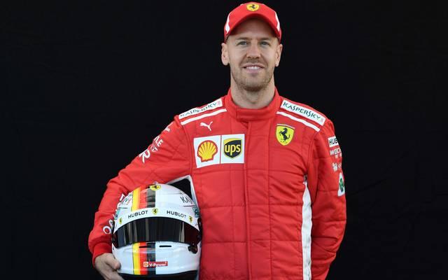 Mit Sebastian Vettel will Ferrari den ersten Fahrer-Titel seit 2007 feiern
