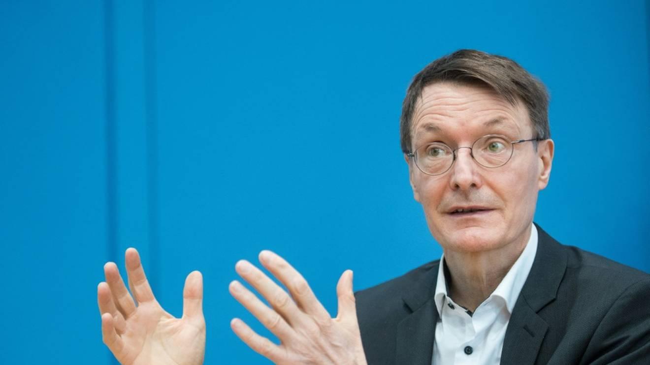 SPD-Gesundheitsexperte Karl Lauterbach glaubt: Die Fußball-EM wird keine Corona-Infektionswelle auslösen