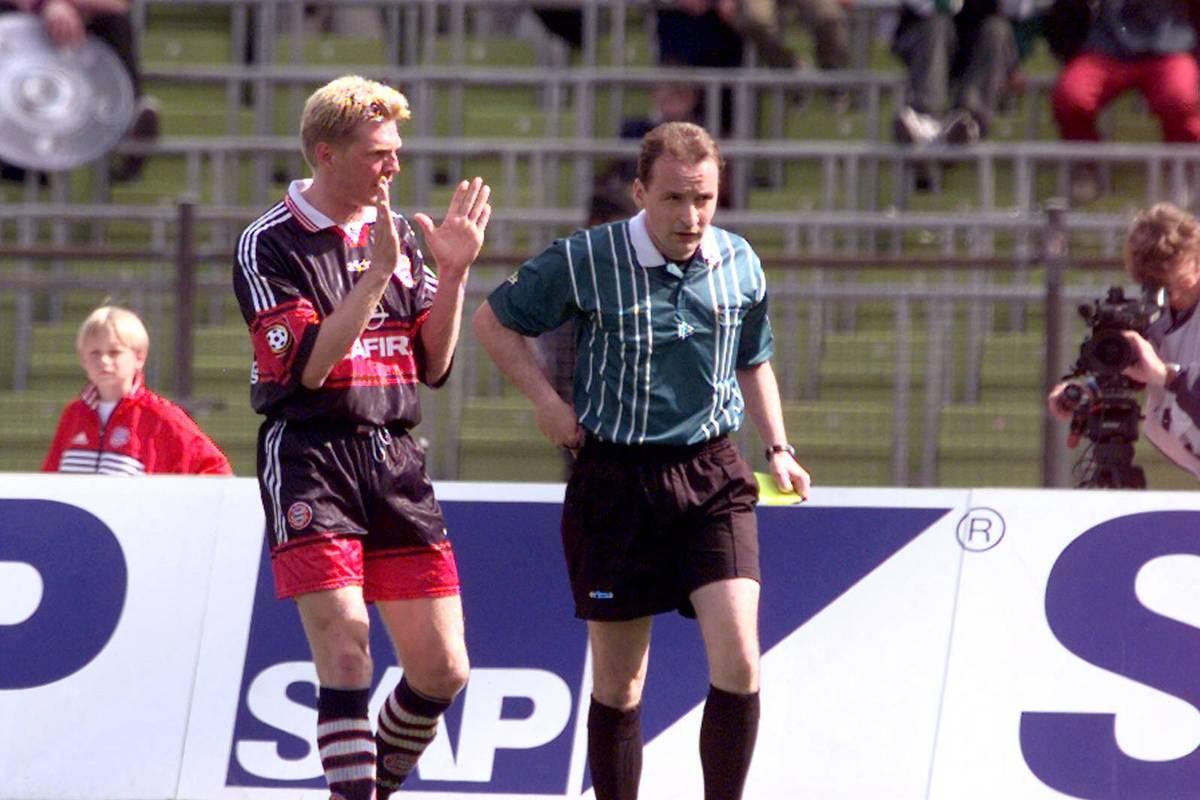 DFB-Bundeslehrwart Lutz Wagner äußert sich zu dem Vorschlag von Stefan Effenberg, aus Altersgründen ausgeschiedene Schiedsrichter als vierte Offizielle einzusetzen.