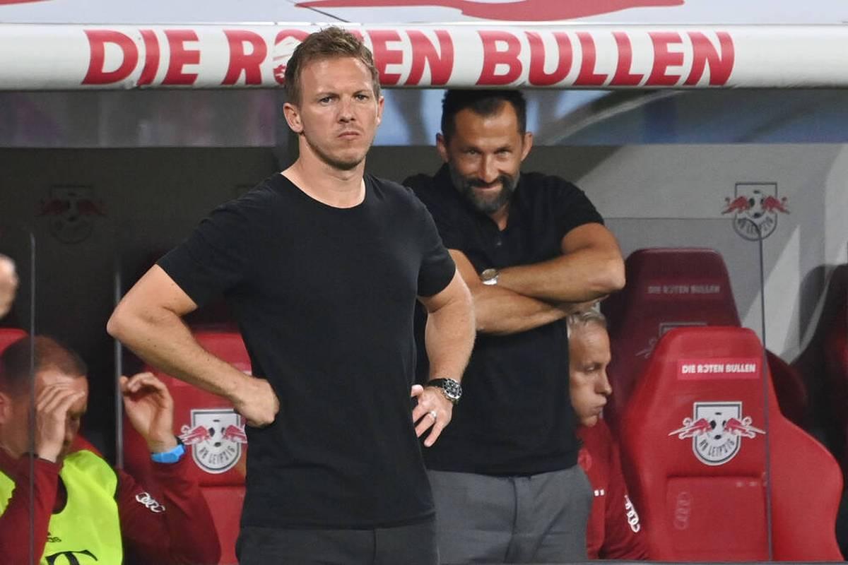 Hasan Salihamidzic bittet Julian Nagelsmann, Abstriche beim Gehalt zu machen - nachdem er sich mit dem Trainer auf einen Vertrag geeinigt hatte.