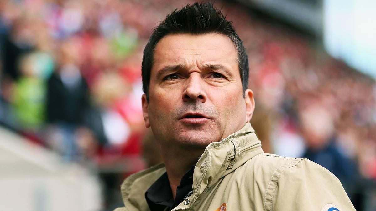 Manager Christian Heidel hat für den 1. FSV Mainz 05 einen neuen Sponsor an Land gezogen