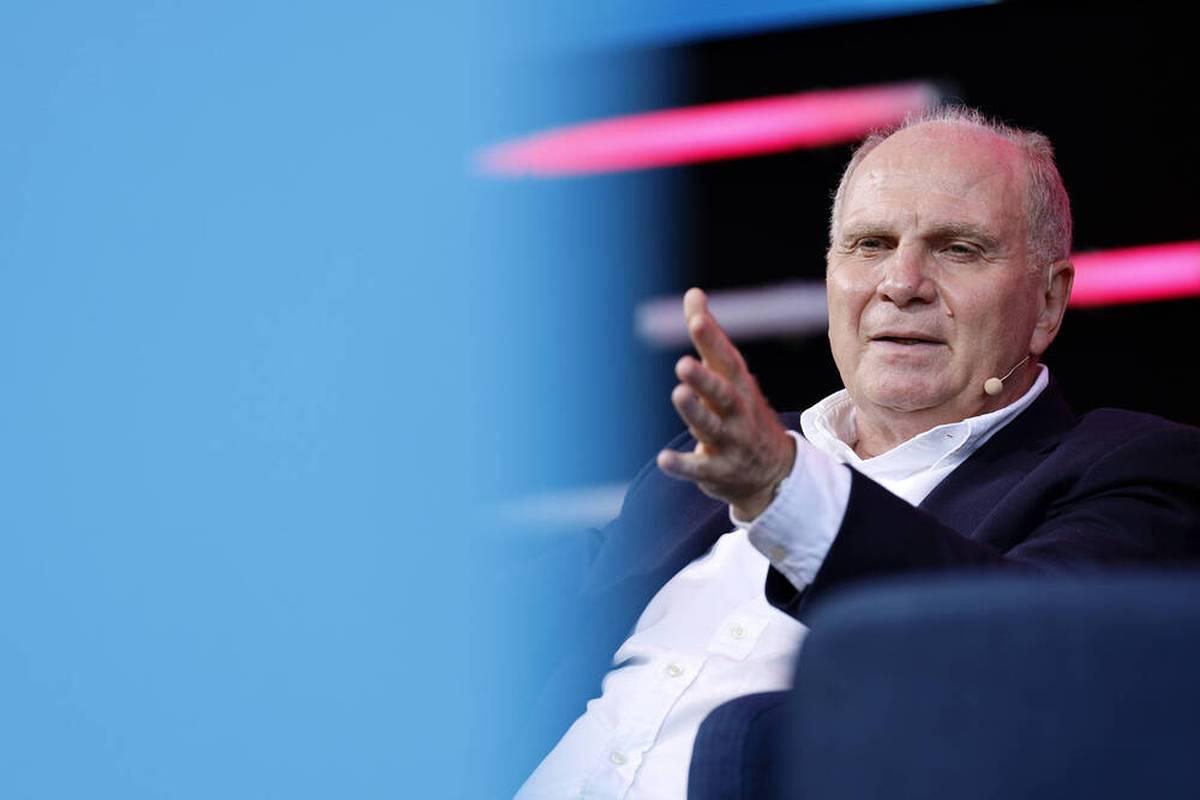 Uli Hoeneß outet sich als großer Fan von Christian Streich. Der Bayern-Macher zog ihn einst sogar als Trainer für den Rekordmeister in Erwägung.
