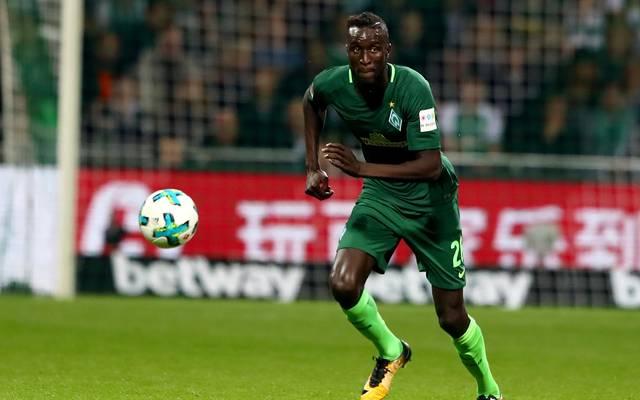 Lamine Sane von Werder Bremen steht vor einem Wechsel in die USA