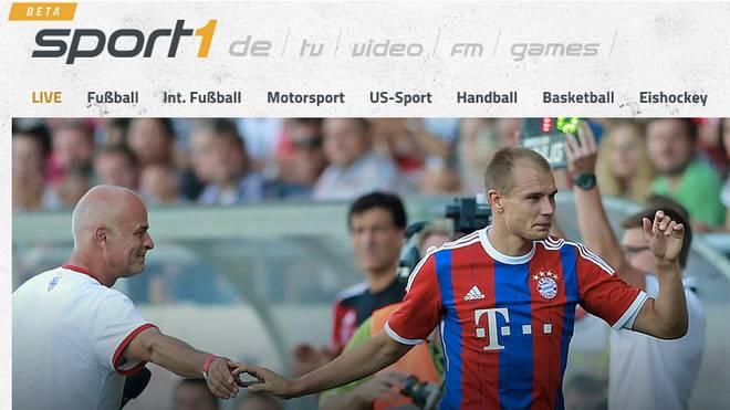 Positionierung von SPORT1.de als die Destination für digitalen Sport-Content über alle Endgeräte