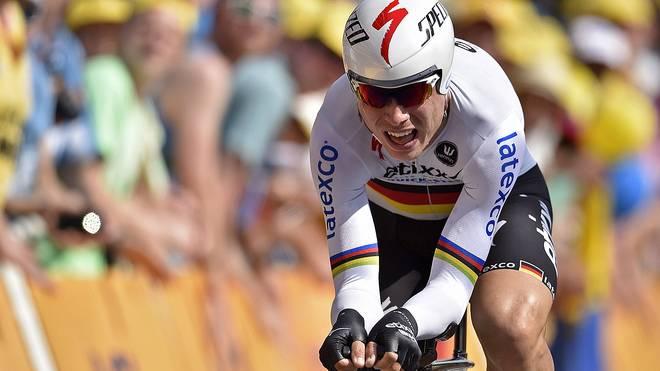 """Tony Martin: Radsport ist trotz neuer Dopingenthüllungen """"sauberer"""" , Tony Martin ist mehrfacher Zeitfahrweltmeister"""