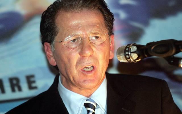 Walter Kelsch war von März 2007 bis Juni 2008 Präsidiumsmitglied bei den Stuttgarter Kickers